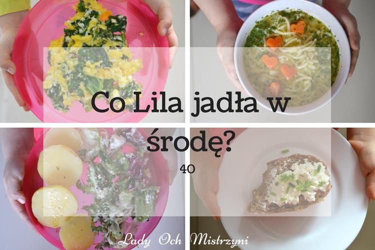 Co Lila jadła w środę? 40 kulinarne inspiracje